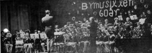 Bymusikken 60 år
